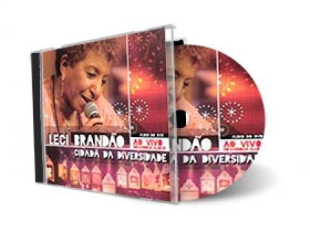 Leci Brandão - Cidadã da Diversidade (CD)