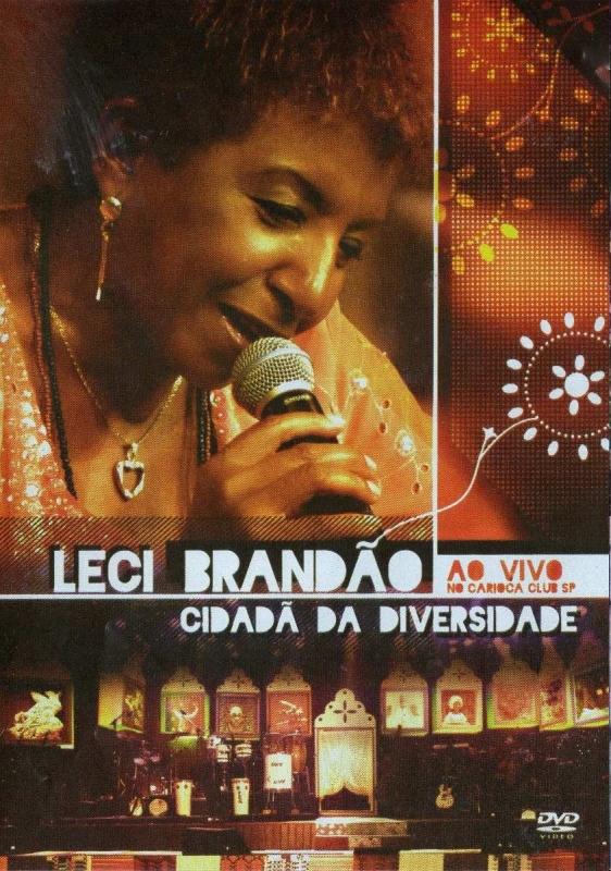 Leci Brandão - Cidadã da Diversidade ( DVD )