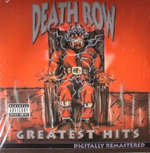 LP Death Row - Greatest Hits (4 VINYL IMPORTADO LACRADO)