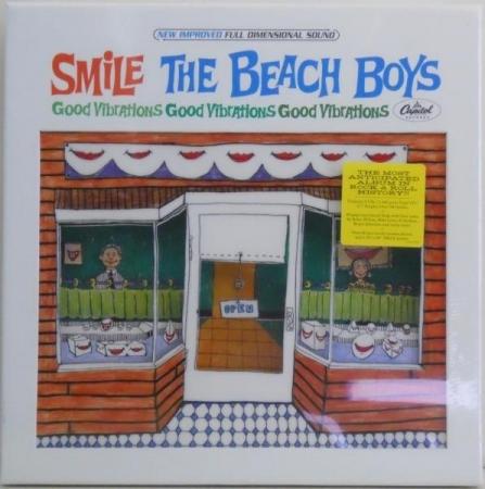 Box Smile the Beach Boys Good Vibrations