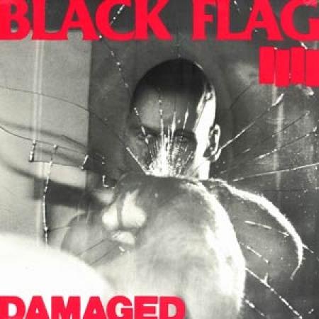 LP Black Flag - Damaged Lacrado E Importado