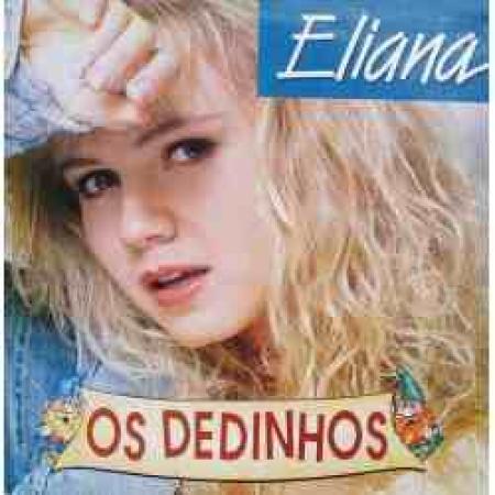 Eliana - Os Dedinhos (CD)