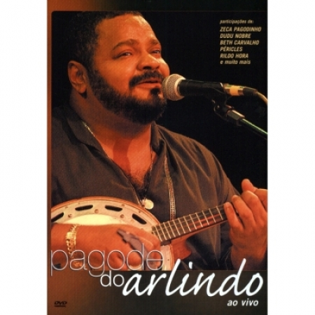 Pagode do Arlindo Ao Vivo ( DVD )