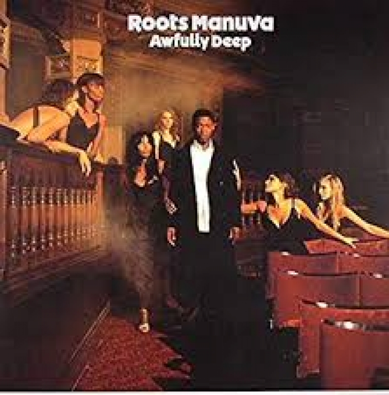 Roots Manuva ‎– Awfully Deep (CD)