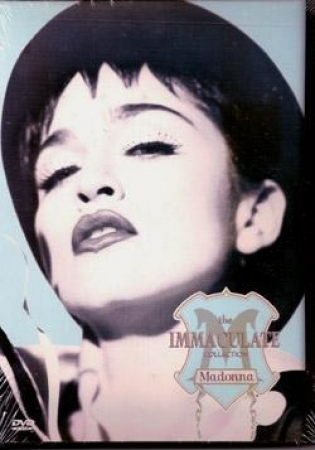 Madonna - The Immaculate Collection (DVD IMPORTADO)