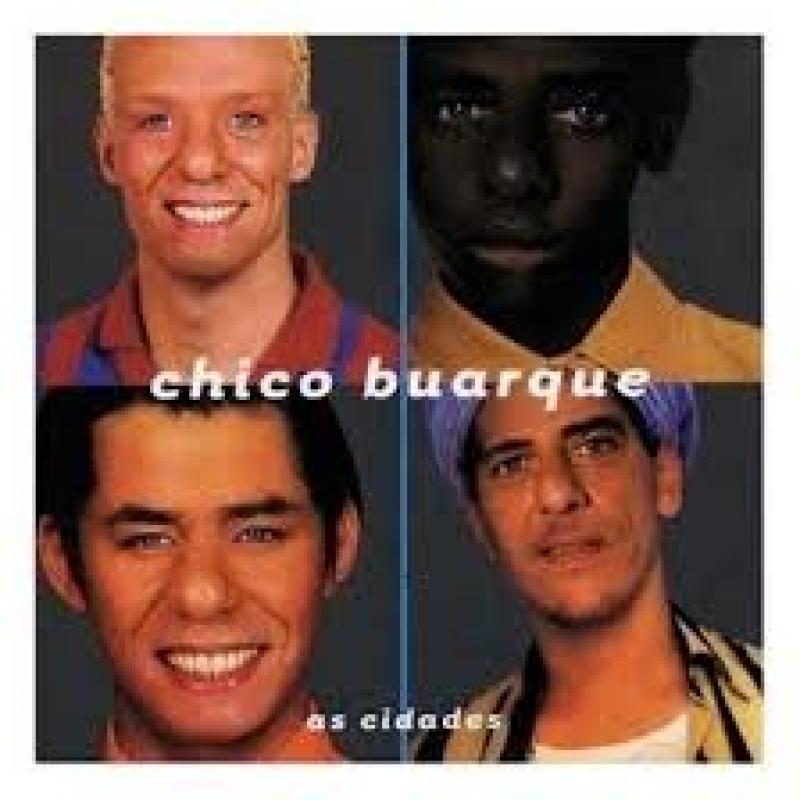 Chico Buarque - As Cidades (LACRADO DE ÉPOCA)