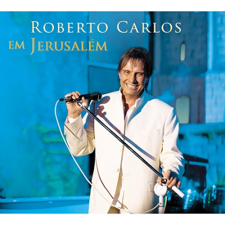 Roberto Carlos - Em Jerusalém (Duplo)