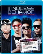 Mindless Behavior - The Bands Rise to Stardom Blu Ray