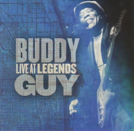 LP Buddy Guy - Live At Legends Lacrado E Importado