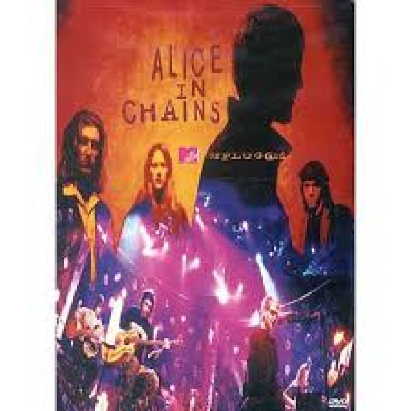 Alice In Chains - Unplugged (DVD) IMPORTADO