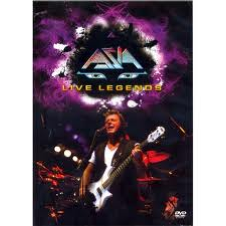 Asia - Live Legends