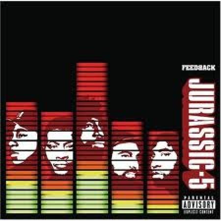 Jurassic 5 - Feedback (CD)