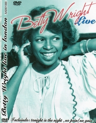 Betty Wright - Live In London DVD