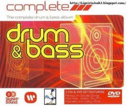 Complete Drum And Bass  (2008) (CD)