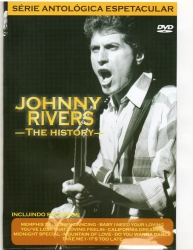 Johnny Rivers - The History DVD