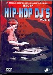 Hip Hop dj Vol. 8 - DVD