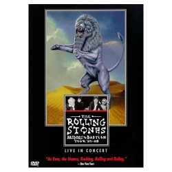 Rolling Stones Bridges To Babylon DVD