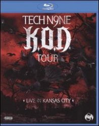 Tech N9Ne - K.O.D. Tour: Live in Kansas City