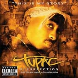 2 PAC Tupac - Resurrection Soundtrack IMPORTADO