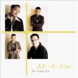 ALL 4 ONE - On and On (CD)
