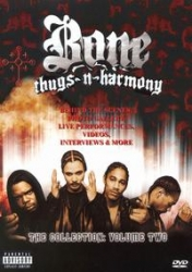 BONE THUGS  N HARMONY - THE COLLECTION VOL 2 - DVD