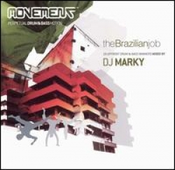 DJ Marky - Movement The Brazilian Job IMPORTADO